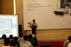 Hội thảo Ứng dụng camera độ phân giải cao